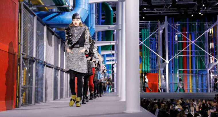 Louis Vuitton Launched Their First Pop-Up In Canada