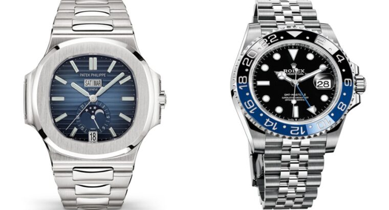 Rolex and Patek Philippe Are Delaying the Release of New Products