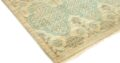 Solo Rugs Eclectic Green Rectangular Area Rug