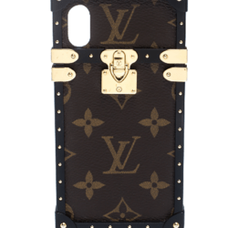 Louis Vuitton Monogram Canvas Eye Trunk iPhone X/XS Case