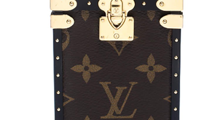 Louis Vuitton Monogram Canvas iPhone X/XS Case