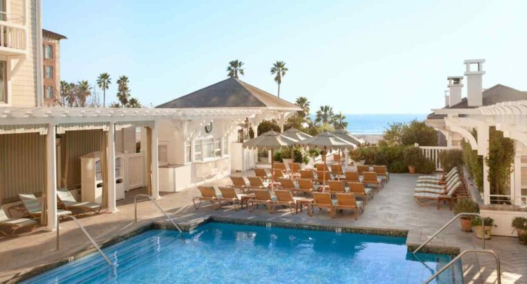 12 of the hottest Los Angeles hotels