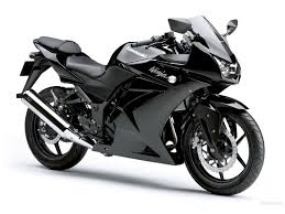 2011 Kawasaki Ninja ZX14 Black
