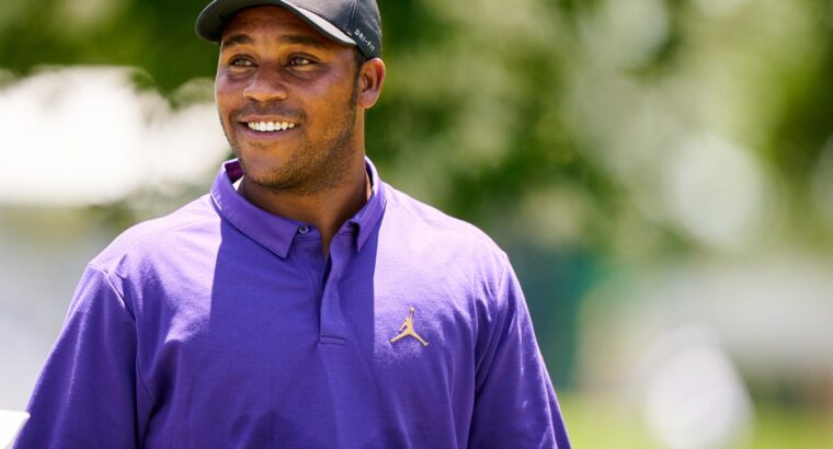 Finish be damned, Harold Varner III won the week