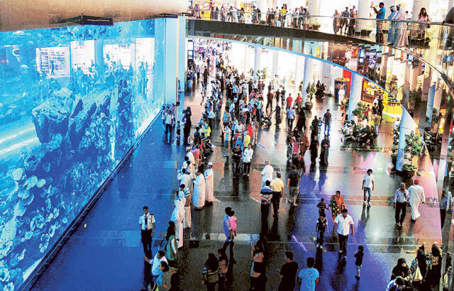 Malls and private sector businesses in Dubai back to 100 per cent capacity