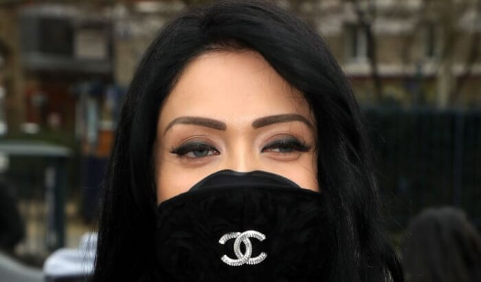 Louis Vuitton To Fendi :Face Mask Trend For June 2020