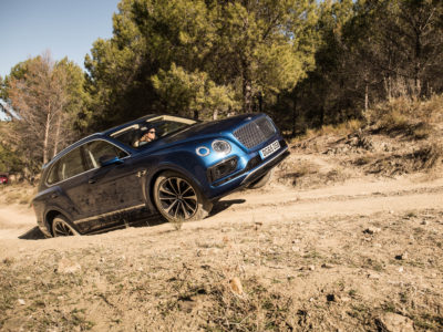 Can you Believe It?.. Bentley Made 20,000 Bentayga SUVs in Four Years