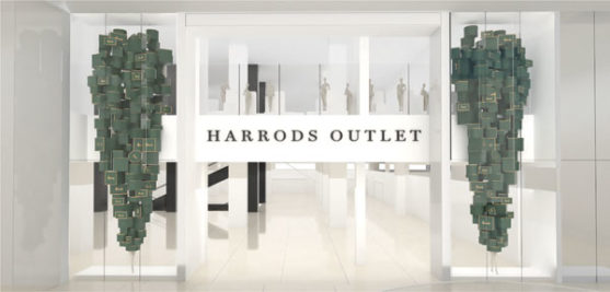 HARRODS OUTLET TO OPEN IN WEST LONDON ON 3 JULY