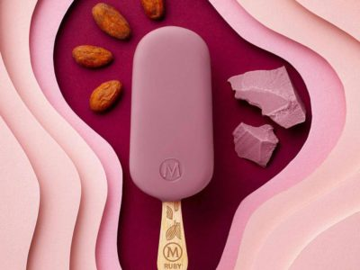 Did you hear about Ruby Chocolate?