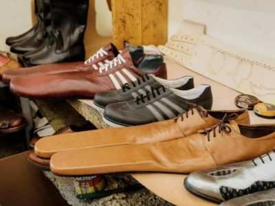 Size 75 shoes to enable social distancing.. Would you try ?