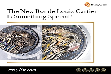 The New Ronde Louis Cartier Is Something Special