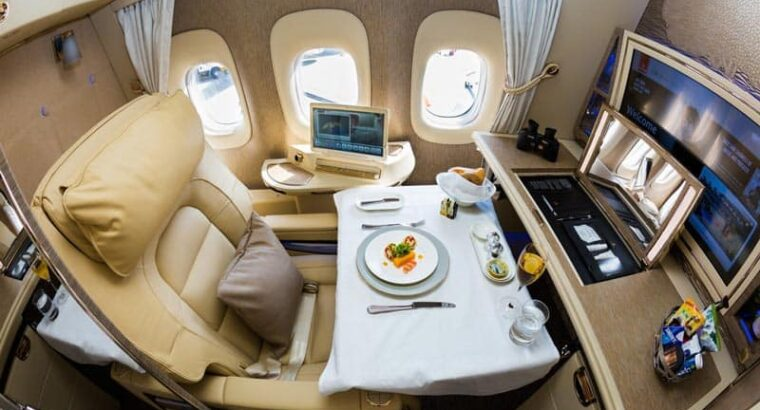 9 Reasons You Should Always Fly First-Class