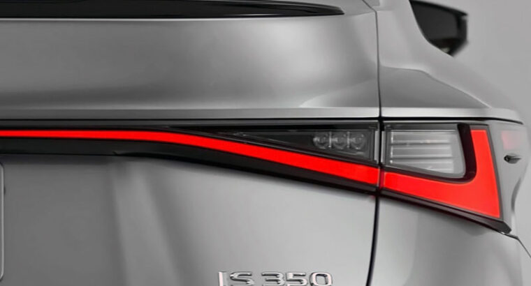 2021 New Lexus IS to Reveal on June 16th