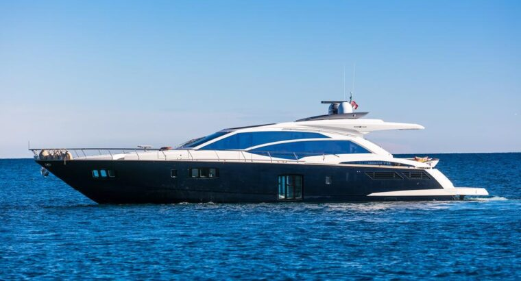 OCEAN TIGER YACHT FOR SALE