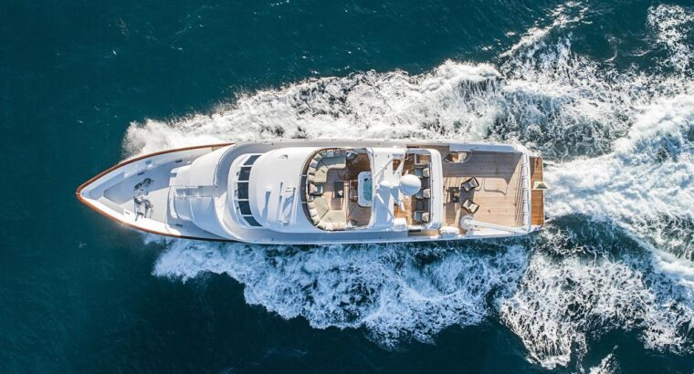 CHERISH II YACHT FOR SALE 36.58 Metres