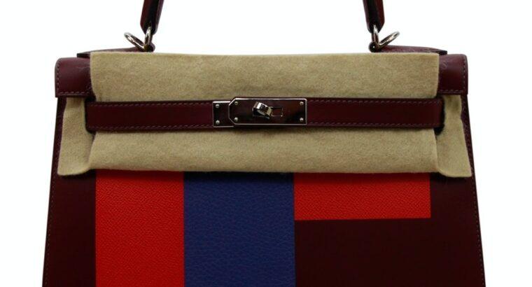 Hermès Kelly 28 saddler Handbag