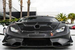 2016 Lamborghini Huracan Super Trofeo for sale