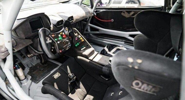 2016 Lamborghini Huracan Super Trofeo