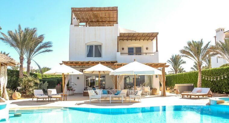 Villa for sale in White Villa El Gouna Egypt