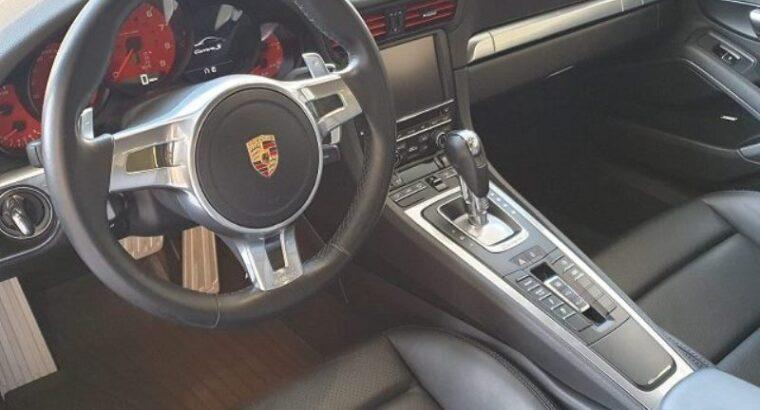 2015 Porsche 911 Carrera S Exclusive Lebanon