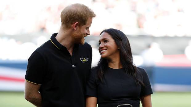 Prince Harry and Duchess Meghan Officially Shut Down Sussex Royal Charity