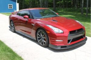 2015 Nissan GT-R for sale