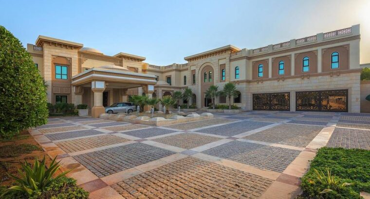 8 bedroom luxury House for sale in Dubai