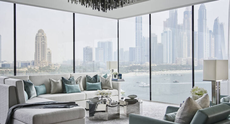 Luxury Flat for sale in Palm Jumeirah, Dubai