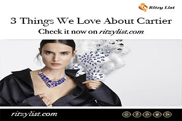 3 Things We Love About Cartier's [Sur] Naturel Jewellery Collection