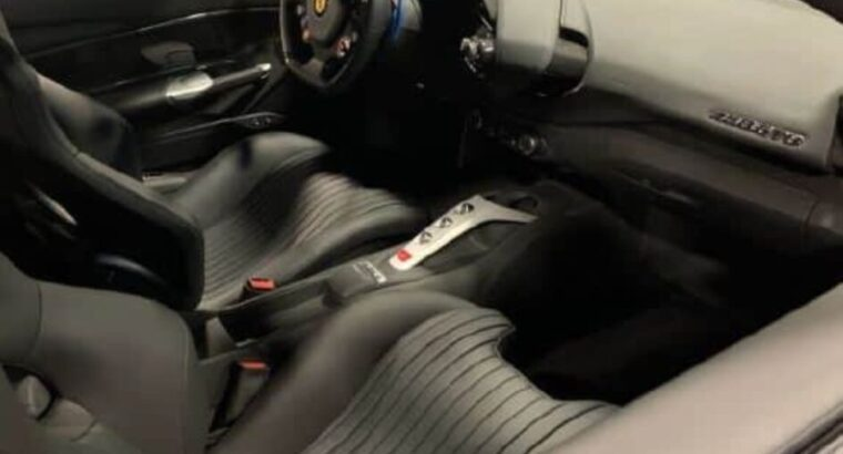 Ferrari 488 GTB 900 kms France
