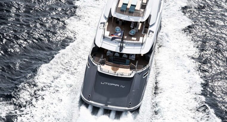 Utopia IV 63m Yacht for sale