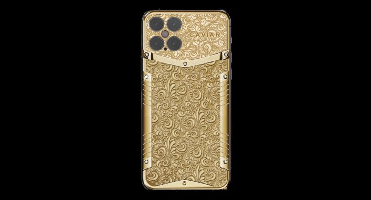 $24,000 gold iPhone 12 Pro .. Russian company Is taking pre-orders