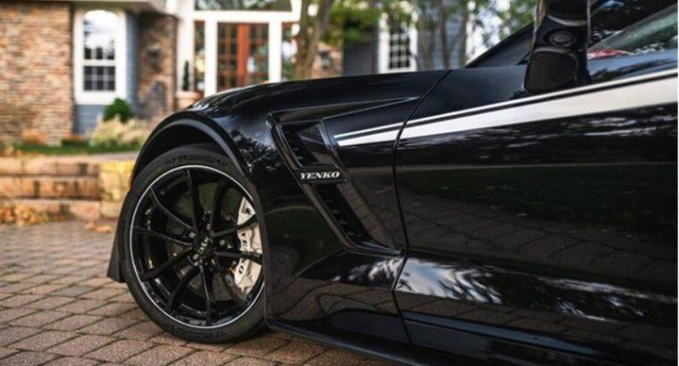 2019 Chevrolet Corvette Yenko Stage II