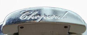 Chopard La Strada 18k White Gold Full Diamond Watch for sale