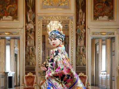 Dolce & Gabbana present their latest Alta Moda collection