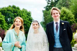 Princess Raiyah of Jordan marries Ned Donovan