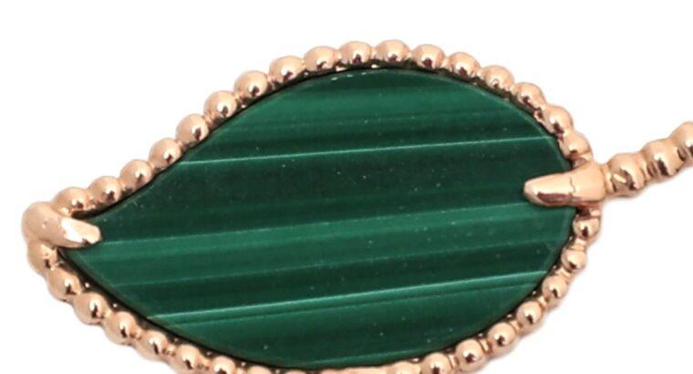 Van Cleef 18K Yellow Gold Lucky Alhambra Bracelet