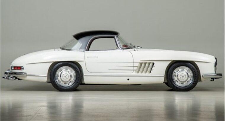 1963 Mercedes-Benz 300SL Roadster