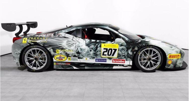 2015 Ferrari 458 Challenge