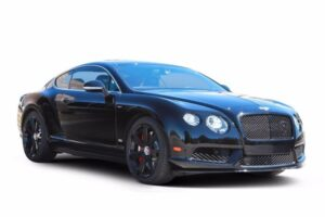 2015 Bentley Continental GT V8 S Concours Black Series for sale