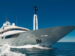 Rarity 55m (180.44 Ft.) Rossinavi yacht