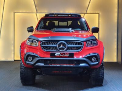 Mercedes-Benz X350 EXY Extreme Final Edition