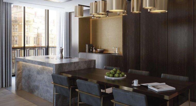 Magnificent Apartment In Lincoln Square