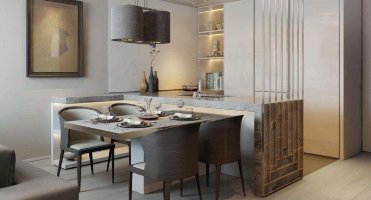 Lincoln Square.. 3 Bedroom Apartment