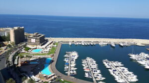 Minet El Hosn.. Stunning Penthouse At Bay Tower