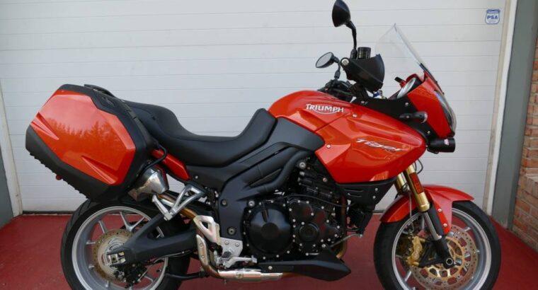 2011 Triumph Tiger 1050