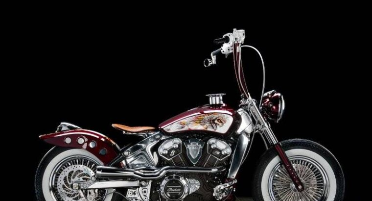 2016 Indian Scout for Sale
