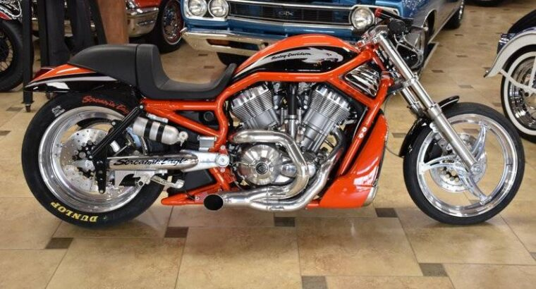 2006 Harley-Davidson V-Rod Destroyer