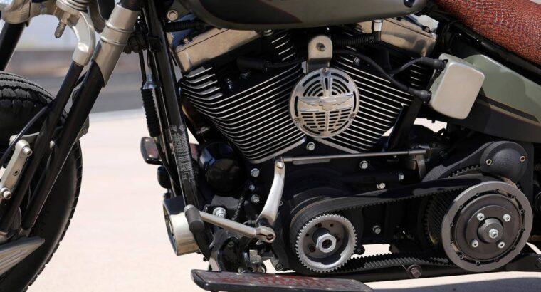 2005 Harley-Davidson FLSTCI CUSTOM MOTORCYCLE