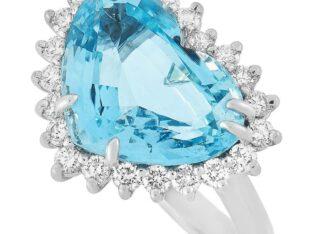 Tiffany & Co. Platinum 1.00 Carat Diamond Ring